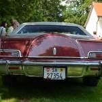 Lincoln Continental Mark IV Heckansicht
