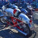 Moto Guzzi Rennmaschine