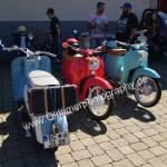 Motorroller aus den 50ern beim Oldtimertreffen Obereisenbach
