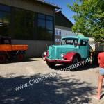 Unimog und ein Berna Lkw aus Olten Schweiz