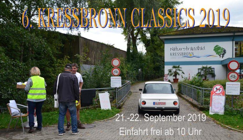 2019 - 6. Kressbronn Classics am Bodensee