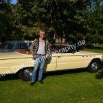 Buick Electra 225 mit stolzem Besitzer