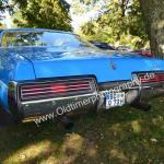 Buick LeSabre Custom von 1973 mit 5.7 L V8 und 150 PS rear view