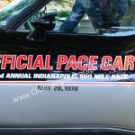 8–1982) Official Pace Car 1978