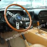 Maserati Indy Interieur und Echtlederausstattung