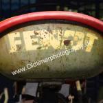 Fendt Traktor Sitz