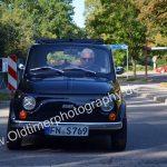 Fiat 500 bei der Anfahrt zur 6. Kressbronn Classics