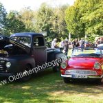Ford F100 Pick-up und Auto Union F12 Roadster