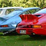 Porsche 911 mit Entenbürzel als Spoiler