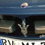 Maserati Merak 3000 mit Logo