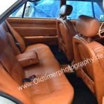 Maserati Quattroporte III Interieur im Fondbereich