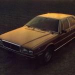 Maserati Quattroporte III Verkaufsprospekt vom Juni 1979 Seite 6