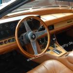 Maserati Quattroporte III mit EZ 1982 Interieur