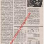 Mercedes Benz 190 SL Bericht - Mercedes Benz Werbung von 1957 Seite 331