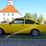 Opel Kadett C im wunderschönen Gackerl-Gelb