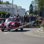 Porsche 356 A Carrera GT beim Oldtimertreffen in Meßkirch