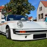 Porsche 911 RS 3.8 von 1993, wenn es tatsächlich dieses Sondermodell ist.