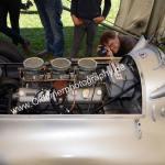 Veritas Meteor Motorraum mit 1988 cm³ und 140 PS aus 3 Solex API 40