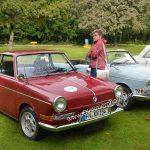 BMW 700 Coupé und Cabriolet beim Oldtimertreffen in Kressbronn