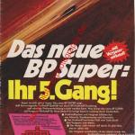 BP Super Advertising Werbung Juni 1969