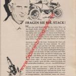 Bosch Zündkerzen ADAC Motorwelt Mai 1956
