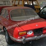Alfa Romeo 1750 GT Veloce Heckansicht