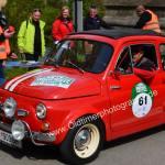Fiat 500 bei der 6. Bodenses Auto BILD Klassik