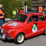 Fiat 500 bei der 6. Bodenses Auto BILD Klassik in Langenargen