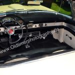 Ford Thunderbird Interieur