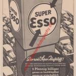 Esso Werbung von 18. Mai 1939 in Neue Kraftfahrer Zeitung