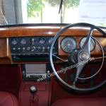 Jaguar Mark II 3.8 Litre RHD Interieur