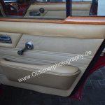 Jaguar XJ6 Fondtüren lederbezogen