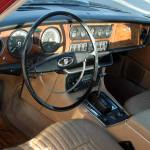 Jaguar XJ6 Mk1 Daimler Sovereign Interieur