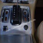 Jaguar XJ6 mit 3-Gang Automatik Borg Warner Typ 65 und geöffneten Aschenbechern