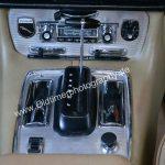 Jaguar XJ6 mit 3-Gang Automatik Borg Warner Typ 65 und links und rechts je ein Aschenbecher