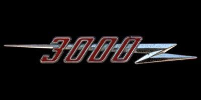 Logo Austin-Healey 3000