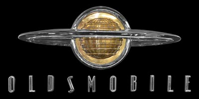Logo Oldsmobile Futuramic 88 (1949–1953)