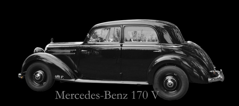 Mercedes-Benz W 136 170 V photographed by aRi F.