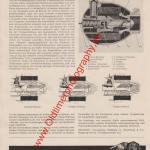 NAREX-Vergaser Werbung in Motor-Rundschau Ausgabe 5/1953 Seite 169