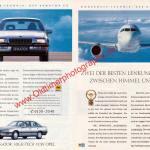 Opel Senator B Werbung Der Senator. Hight-Tech von Opel. DER SPIEGEL 18/1988