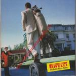 Pirelli Reifen Die Beine ihres Autos Werbung 1988