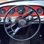 Porsche 912 Targa Interieur
