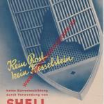 Shell Korrosionsschutzoel Werbung von 1939 Seite 1