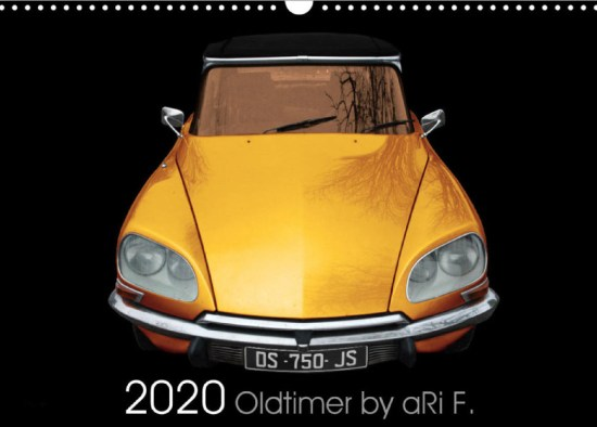 2020 Oldtimer by aRi F. in Color bei Amazon