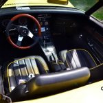 Chevrolet Corvette C3 Convertible Interieur