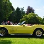 Chevrolet Corvette C3 Convertible von 1968-1972