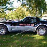 Corvette C3 25th Anniversary Pace Car Edition 6502 Stück wurden in 1978 gebaut
