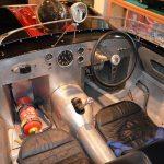 Lister Jaguar Cockpit