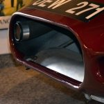 Lister Jaguar Lufteinlass