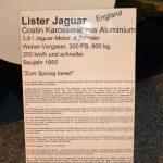 Lister Jaguar technische Daten